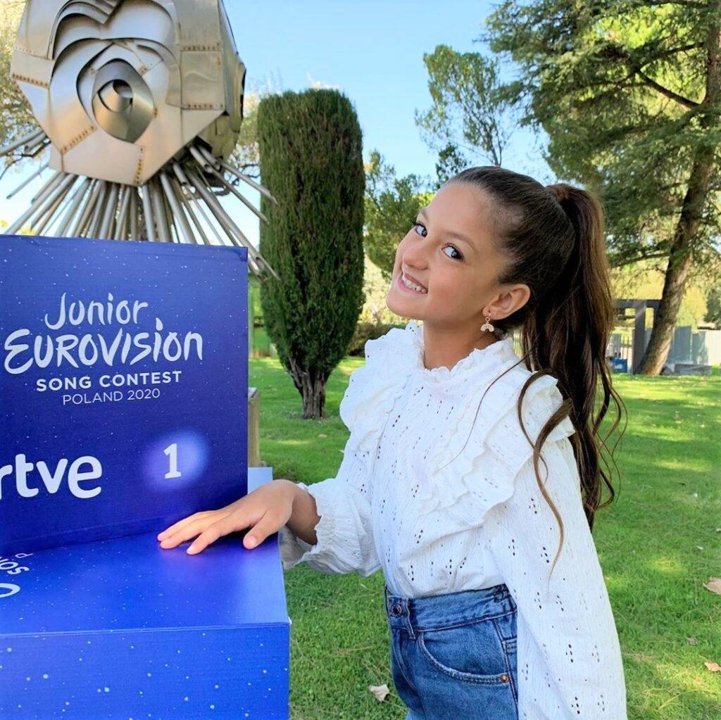 SOLEÁ Eurovision Junior 2020 1