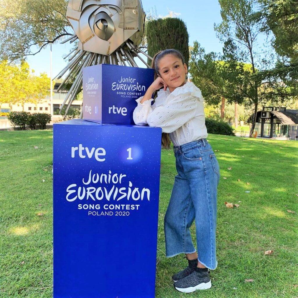 SOLEÁ Eurovision Junior 2020 3