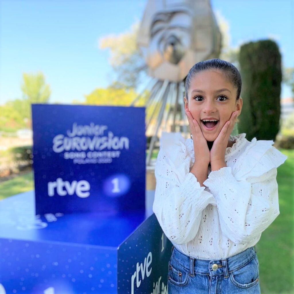 SOLEÁ Eurovision Junior 2020 4