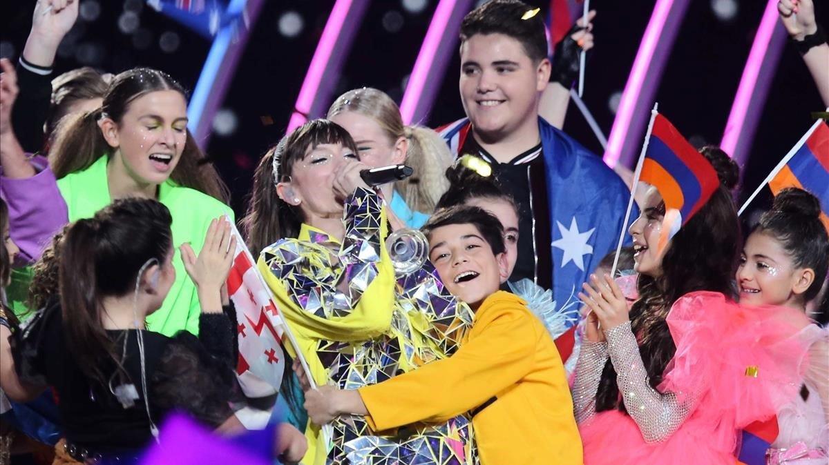 eurovision junior 2020 poland 1