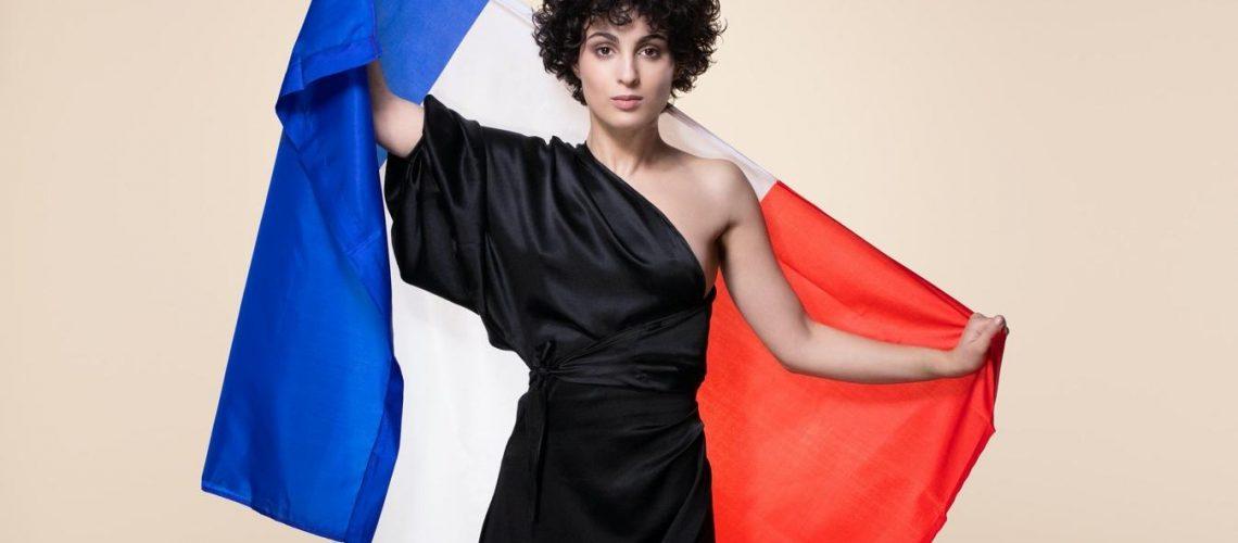 """Barbara es autora de """"J'imagine"""", la canción ganadora de Eurovisión Junior 2020 // FTV / Joèl Saget"""